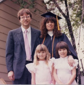 Rochelle Graduation, May 1990